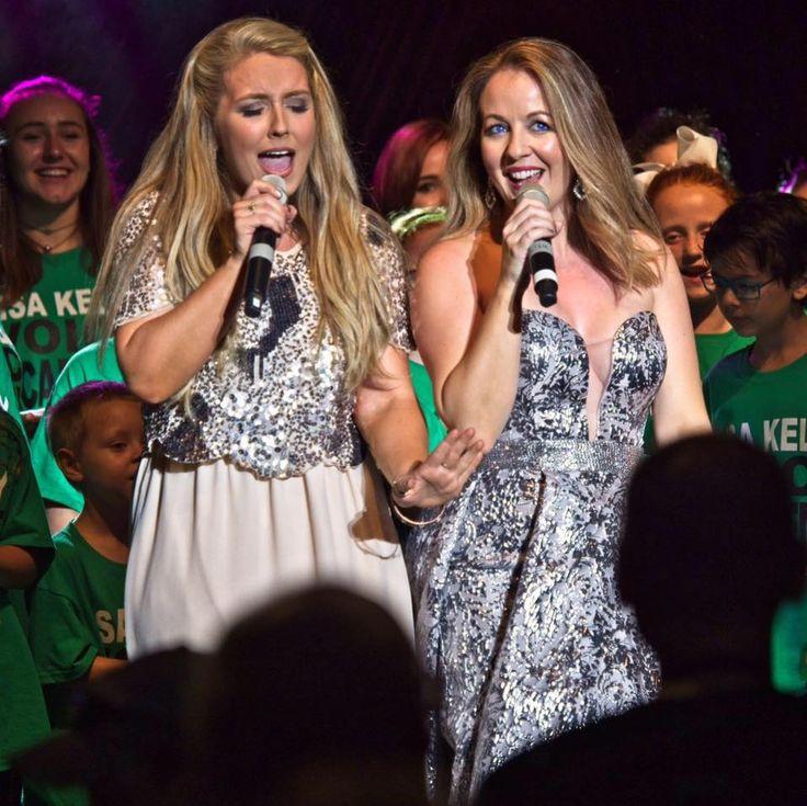 Chloe Agnew & Lisa Kelly