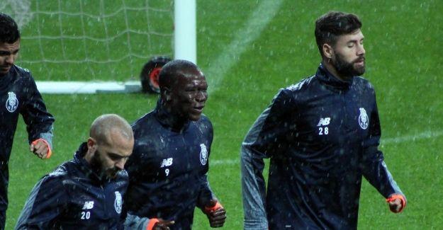 Porto son çalışmasını gerçekleştirdi
