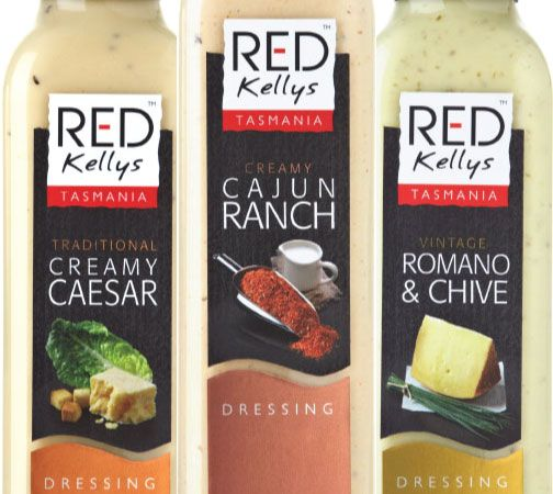 This post is dedicated to those who are gluten intolerant or coeliac. Did you know that all our new label dressing varieties (including the new Romano and Chive, Creamy Cajun Ranch and the NEW Caesar recipe) are gluten free? (NB. In the current labels, the OLD Caesar IS NOT Gluten Free). Yes, that's right! If you have tried them, which is your favourite?
