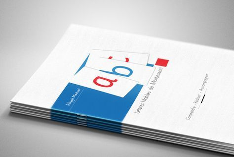 Livret  Lettres Mobiles Montessori à imprimer