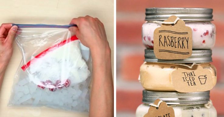 Watch the full video here. | This DIY Ice Cream Is A Delicious Science Experiment