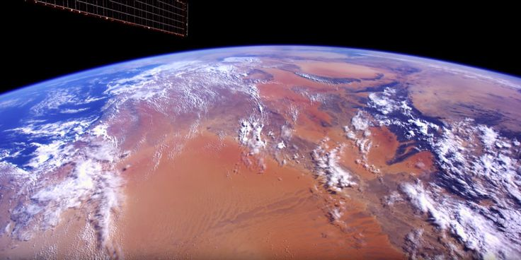 This Is What An Ultra HD View Of Earth Looks Like From Space
