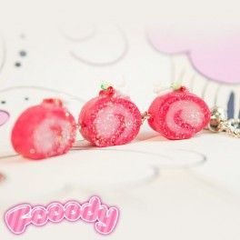 A delicious handmade necklace for anyone who loves sweets… and pink!  Find it on www.Delicute.com