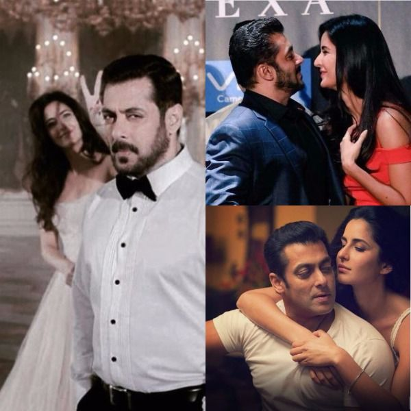 5 pictures of Salman Khan and Katrina Kaif that will chase away your Monday blues #FansnStars