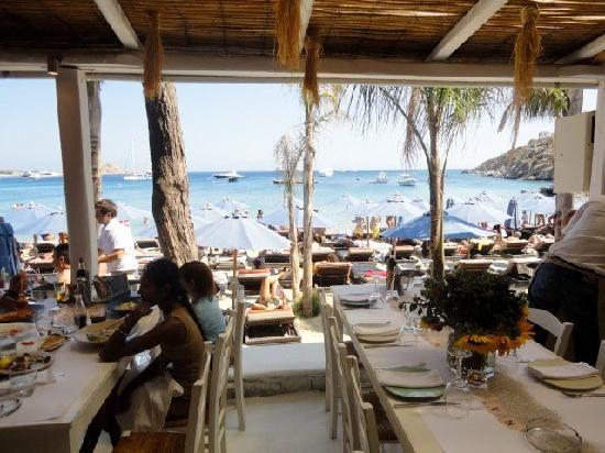 Nammos Beach Club Mykonos Take Me There Pinterest