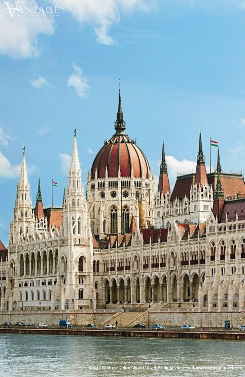 #Budapest #Hungary  Parliament Building  Gorgeous inside and out