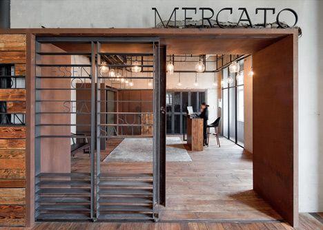 Mercato at Three on the Bund by Neri