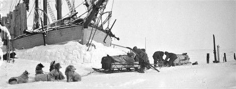 Barco Maud-Un buque llamado a hacer historia