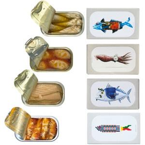 Fish Variety 4 Pk IV