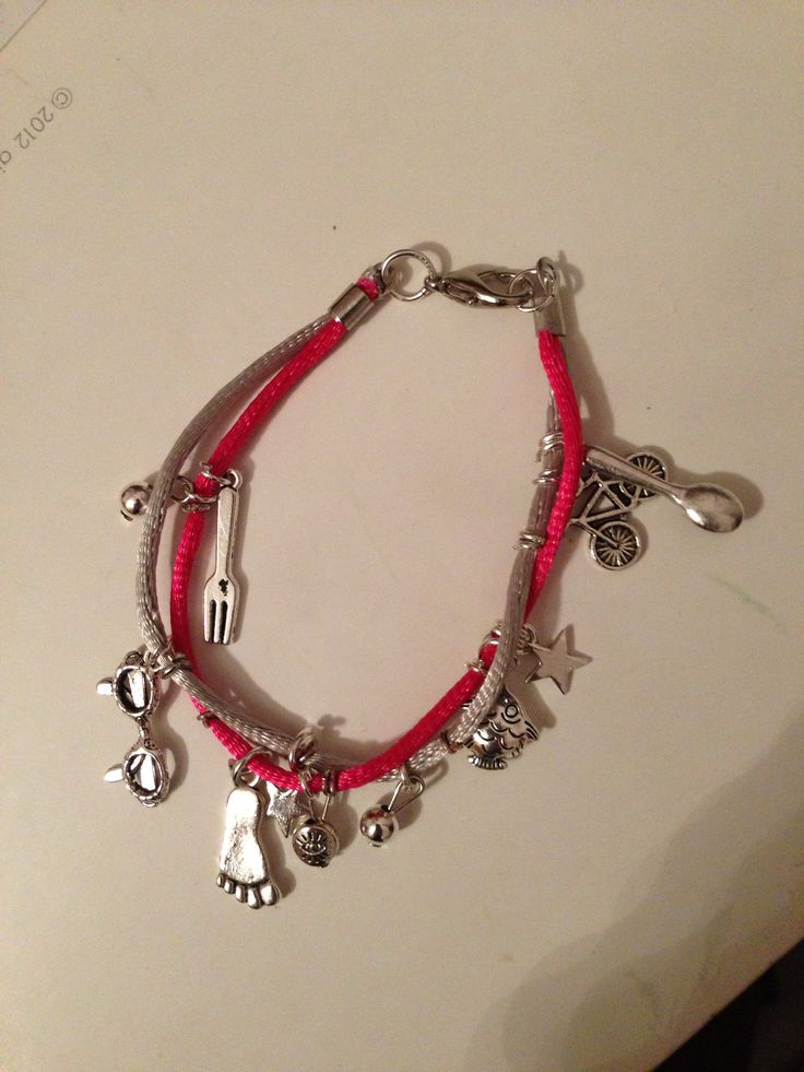 Rengarenk bileklik :) colourful bracelet  #takı #bileklik#woman