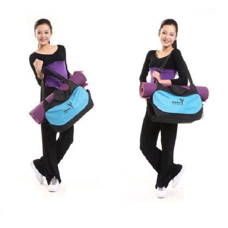 Hot Multifunctional Yoga bag gym mat bag yoga backpack Waterproof Yoga Pilates Mat Case Bag Carriers (Yoga mat not including)