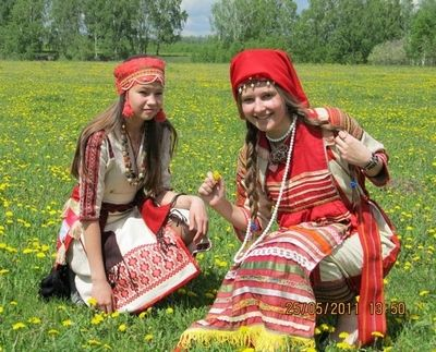 Finno-Ugric People