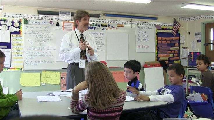 A Group Critique Lesson - Models, Critique, and Descriptive Feedback. Ron Berger from Expeditionary Learning leads a group critique lesson w...