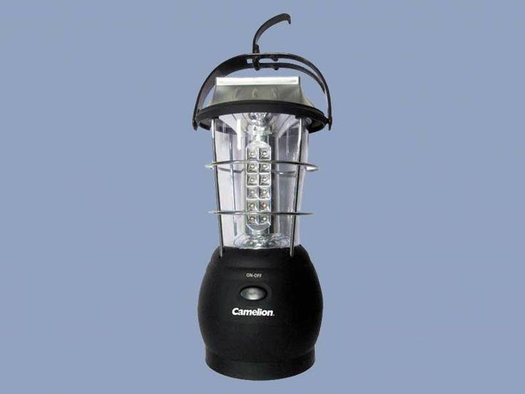 Kampeer lamp op zonne-energie met 36 Leds