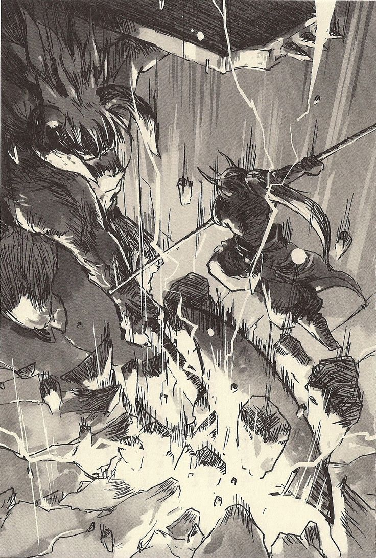 re:monster rou vs kichi