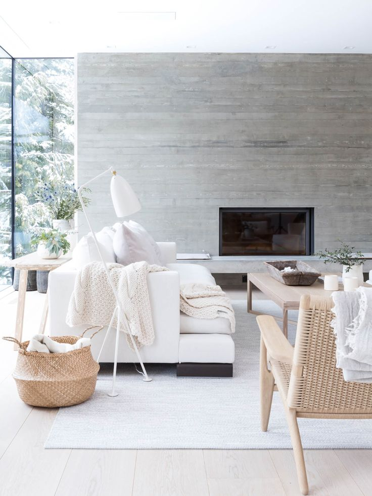 A Spacious, Light-Filled Mountain Retreat With Danish Influence and a Soft Colour Palette