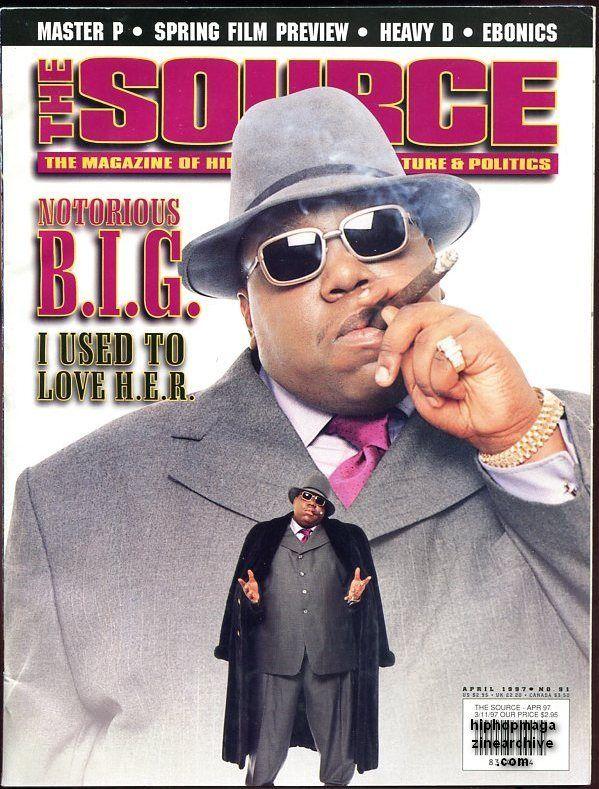 The Source Magazine | Hip Hop Magazine Archive