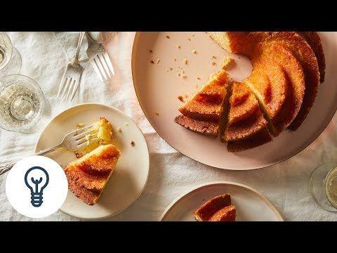 Maida Heatter S Lemon Buttermilk Cake 2 Via Dorie Greenspan Genius Recipes Youtube Sweet Cakes Food 52 Dessert Cookbooks