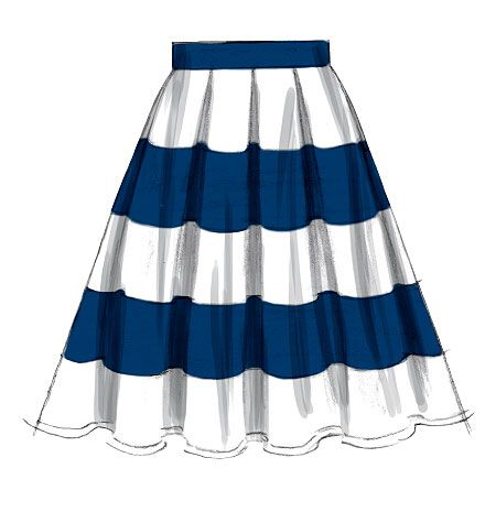My Next Skirt Project! Ordering fabric swatches today!