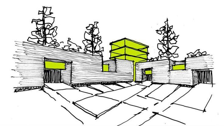 COHOUSING AARHUS TYPE:SPERIMENTAL COHOUSING – EUROPEAN DESIGN COMPETITION LOCATION:AARHUS, DENMARK PROGRAM:70 HOUSES FOR 230 INHABITANTS , 6500 m² BUILDINGS PLOT 3700 MBUILDINGS PLOT 3700 m² DESIGN YEAR:2009 more at www.lad.roma.it