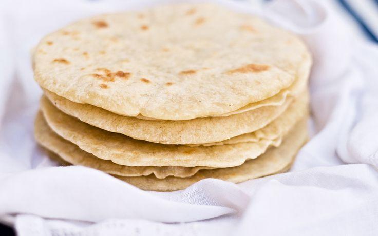 Tortillas mexicaines moelleuses › Cuisine Étudiant