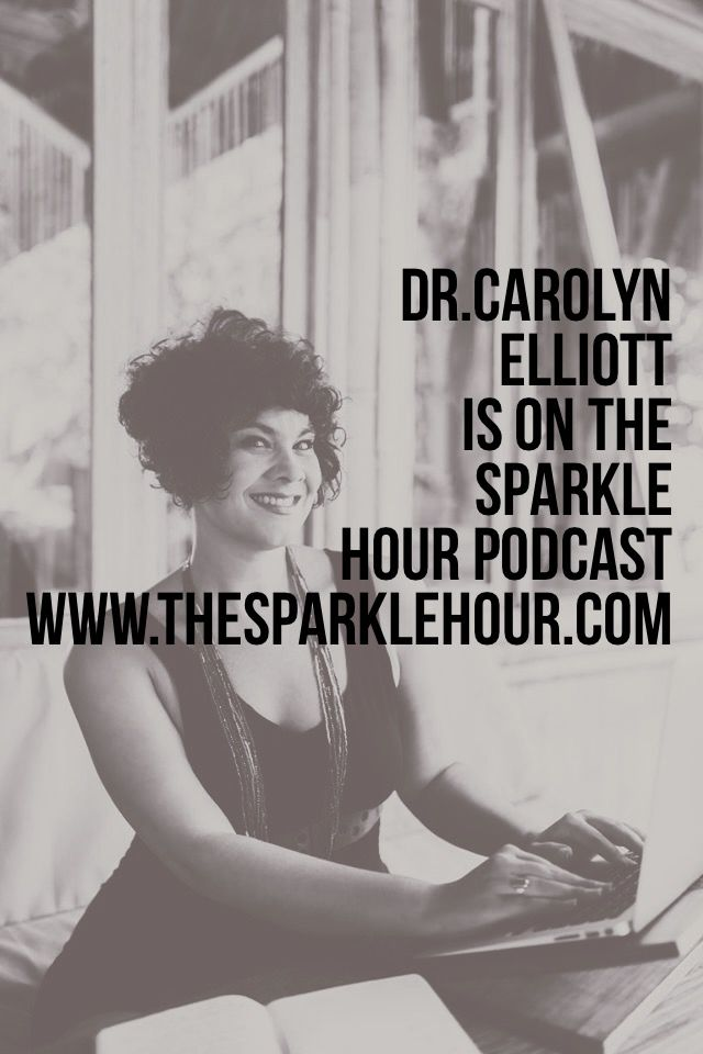 Dr Carolyn Elliott, WITCH, bad witches, energy work, magic   The