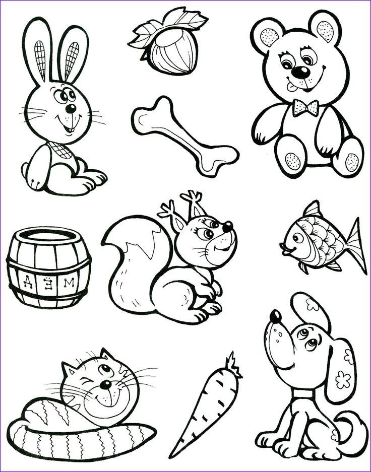 28++ Coloring pages for four year olds ideas