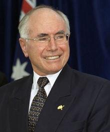 Meet Ex Australian Prime Minister John Howard