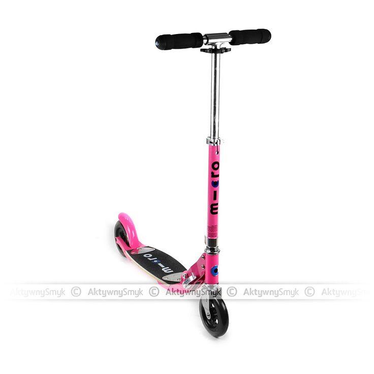 Hulajnoga Micro Flex Pink