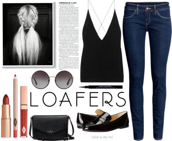 Loafer shoe trend