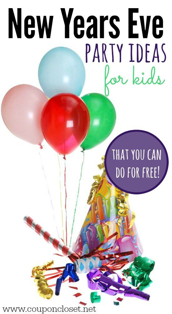 89 best kids images on pinterest homeschooling resources for Fun new years eve party ideas