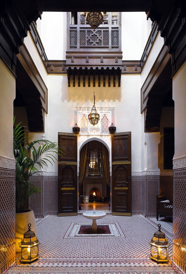 Royal Mansour Marrakech, Morocco http://www.travelplusstyle.com/hotels/royal-mansour-marrakech