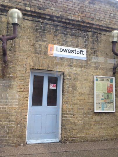Lowestoft Railway Station (LWT)