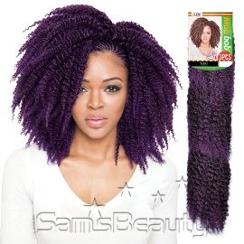 ISIS Synthetic Toyokalon Braids A Fri-Naptural Mali Bob 3Pcs