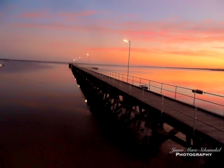 Streaky Bay Jetty in South Australia