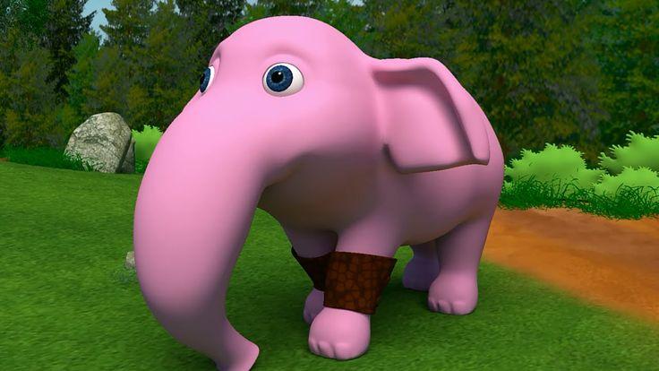 Elefantul Cu Jambiere - Cantece Pentru Copii