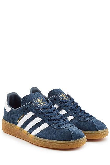 Sneakers München aus Veloursleder | Adidas Originals