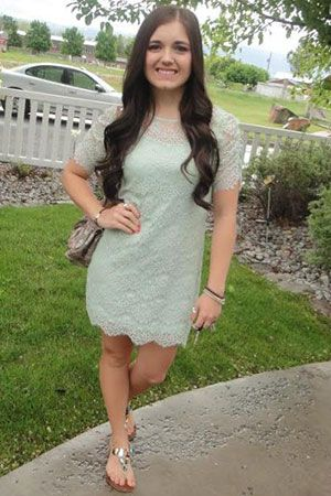 This Honors Student Got Suspended on Her Last Day of High School Because of Her Dress...