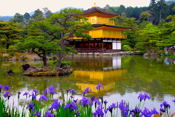 Golden Temple, Kyoto, Japan. Chadaporn S., Thailand