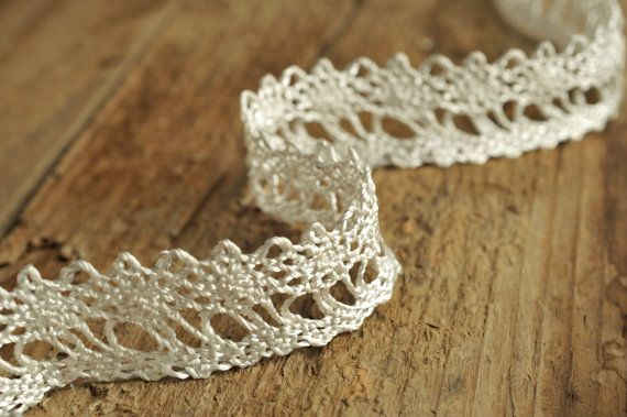 Crochet lace wedding decoration sewing wholesale available 2cm - 5 m Rayon Lace
