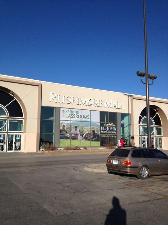Rushmore Mall  #HiFromSD #BlackHills #RapidCity