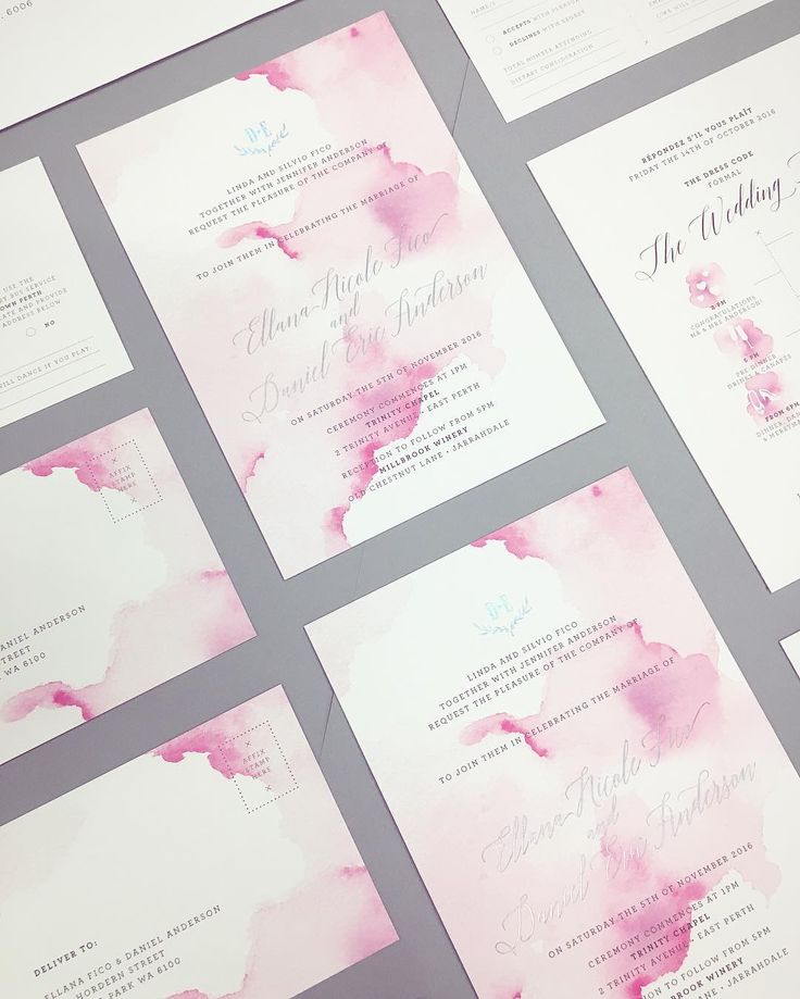 Pretty pink washiness and sweet silvery scriptiness. They're the official terms, by the way. Honest, they are.