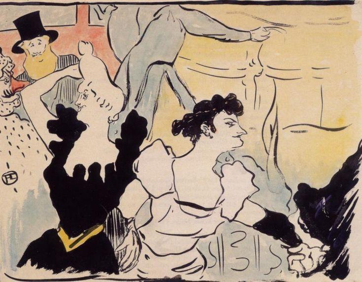 A l Elysee Montmartre - Henri de Toulouse-Lautrec - WikiPaintings.org