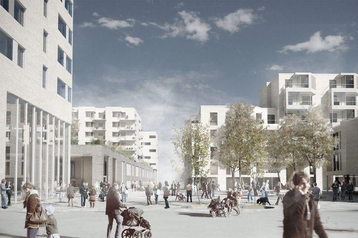Lurabyen (2017) – ARC arkitekter