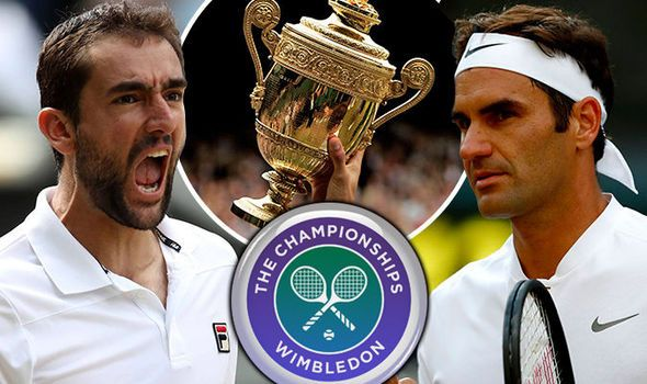 Roger Federer v Marin Cilic LIVE: Wimbledon 2017 final latest updates and score from SW19