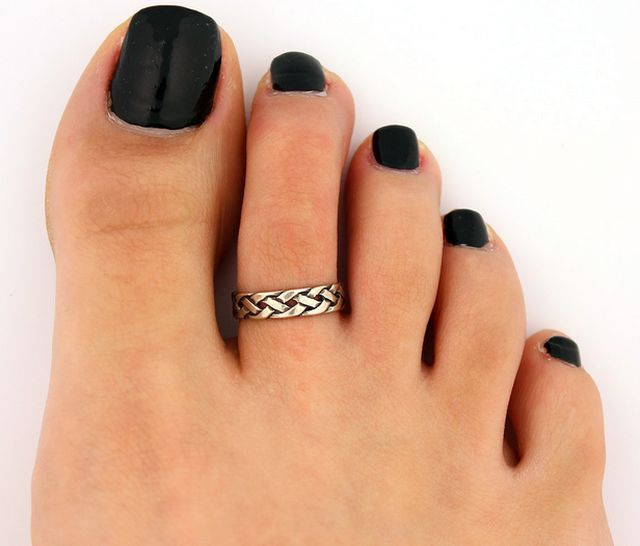 toe rings - Google Search | Toe ring | Toe Rings, Rings ...