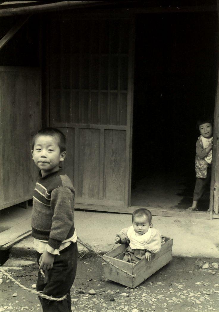 Noto, 1955.  Toshio Yamamoto