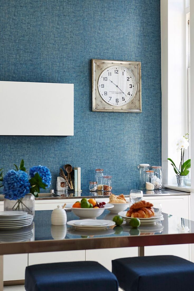 38 best images about kitchen wallpaper ideas on pinterest for Kitchen patterns and designs