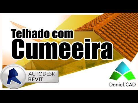 Revit 2014 | Criando e inserindo perfil de Cumeeira no Telhado