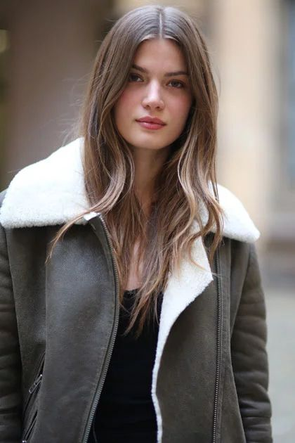 How to Get Model-off-Duty Hair for Any Hair Type                              …